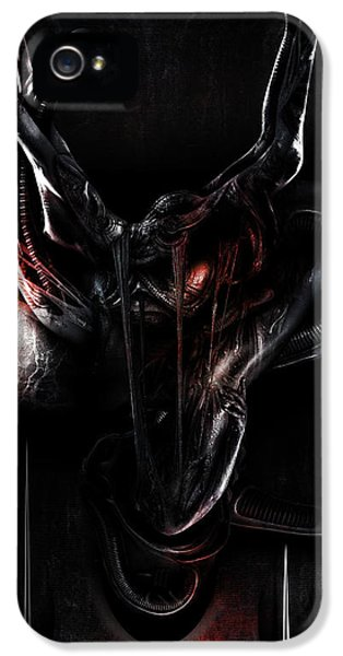 Metempsychosis IPhone 5 / 5s Case by Pharaoh Laboa