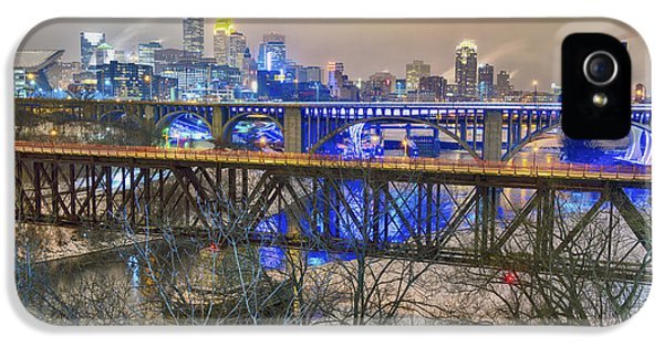 Minneapolis Bridges IPhone 5 / 5s Case by Craig Voth