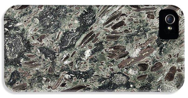 Mobkai Granite IPhone 5 / 5s Case by Anthony Totah