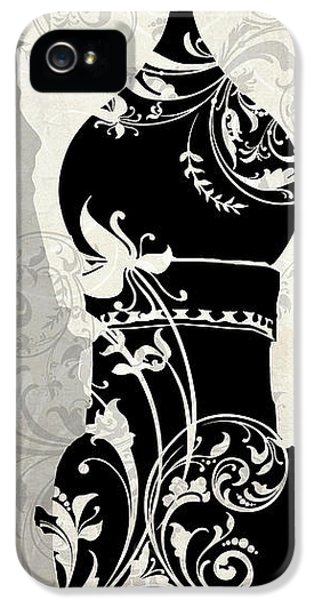 Moscow iPhone 5 Cases - Moon Over Moscow iPhone 5 Case by Mindy Sommers
