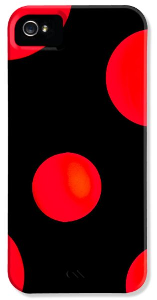 Virus iPhone 5 Cases - Moonlighting iPhone 5 Case by Az Jackson