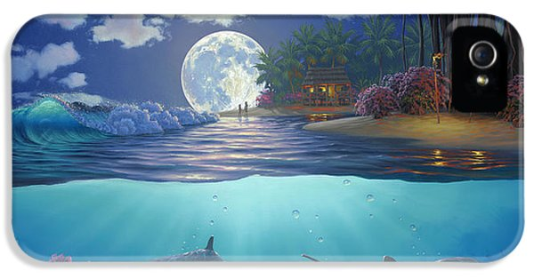 Moonlit Sanctuary IPhone 5 / 5s Case by Al Hogue
