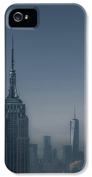 Morning In New York IPhone 5 / 5s Case by Chris Fletcher
