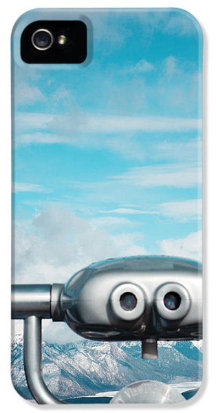 Mountaintop View IPhone 5 / 5s Case by Kim Fearheiley