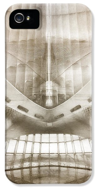 Museum Inside Out IPhone 5 / 5s Case by Scott Norris