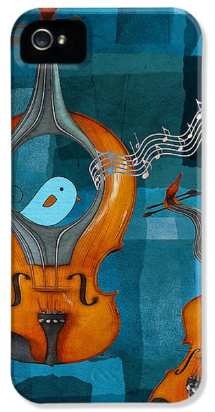 Musiko IPhone 5 / 5s Case by Aimelle
