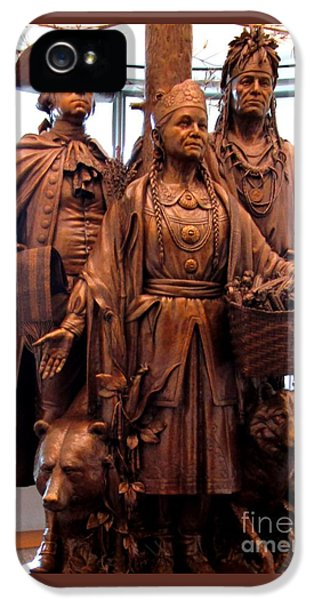 National Museum Of The American Indian 8 IPhone 5 / 5s Case by Randall Weidner