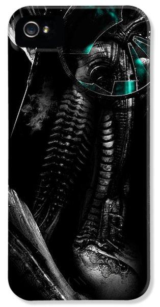 Nefarious IPhone 5 / 5s Case by Pharaoh Laboa