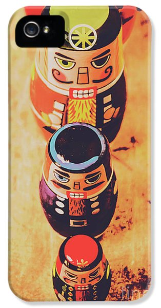 Nesting Dolls IPhone 5 / 5s Case by Jorgo Photography - Wall Art Gallery