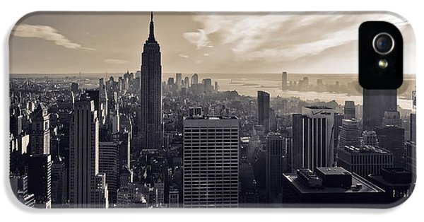 New York IPhone 5 / 5s Case by Dave Bowman