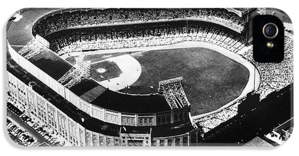 New York: Yankee Stadium IPhone 5 / 5s Case by Granger