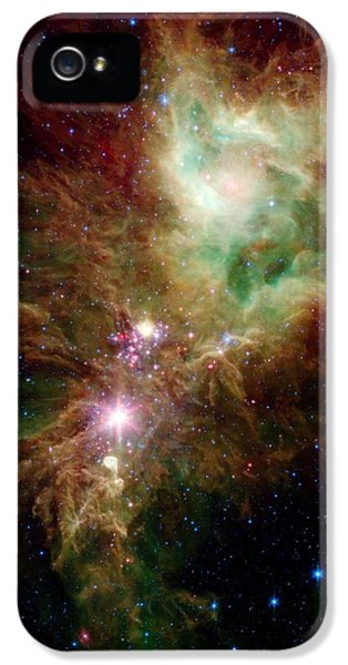 Newborn Stars IPhone 5 / 5s Case by American School