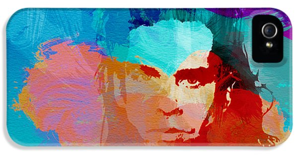 Bad iPhone 5 Cases - Nick Cave iPhone 5 Case by Naxart Studio