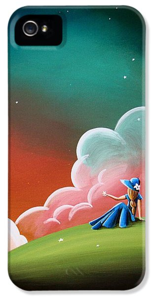 Wish iPhone 5 Cases - Night Lights iPhone 5 Case by Cindy Thornton