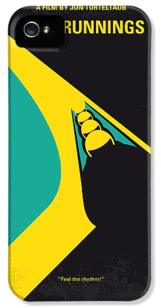 No538 My Cool Runnings Minimal Movie Poster IPhone 5 / 5s Case by Chungkong Art