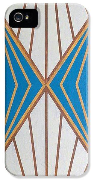 Raw Sienna iPhone 5 Cases - Ocean Blvd. iPhone 5 Case by Michael Tokarski