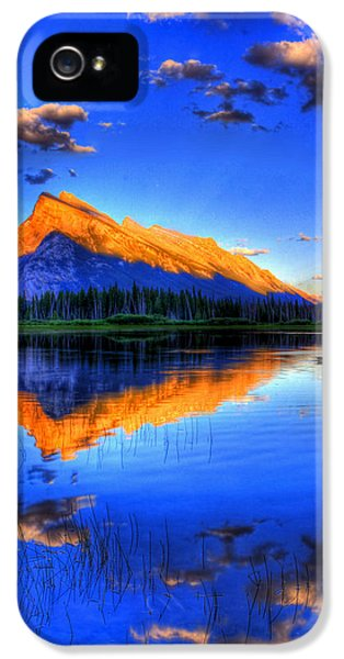 Of Geese And Gods IPhone 5 / 5s Case by Scott Mahon