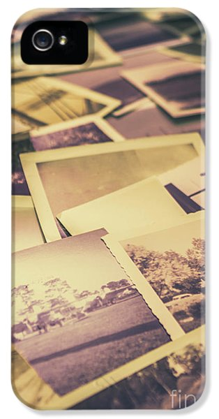 Old Faded Film Photography IPhone 5 / 5s Case by Jorgo Photography - Wall Art Gallery