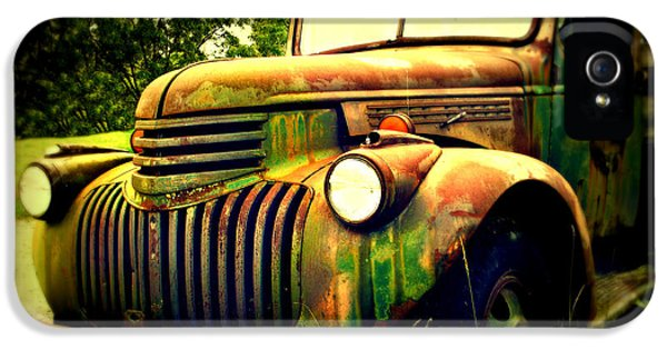 Old Flatbed 2 IPhone 5 / 5s Case by Perry Webster