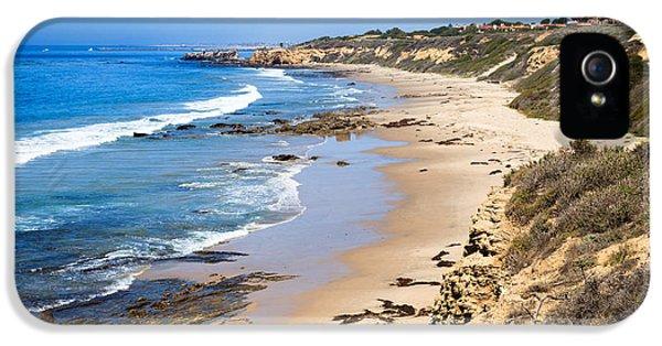 Newport Beach iPhone 5 Cases - Orange County California iPhone 5 Case by Paul Velgos