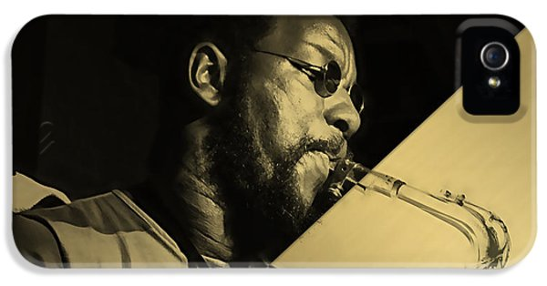 Ornette Coleman Collection IPhone 5 / 5s Case by Marvin Blaine