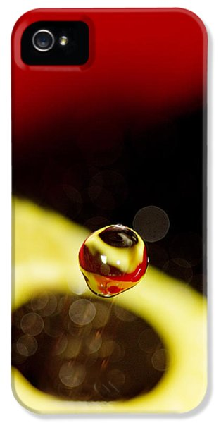 Waterdrop iPhone 5 Cases - Out of the Depths iPhone 5 Case by Rebecca Cozart