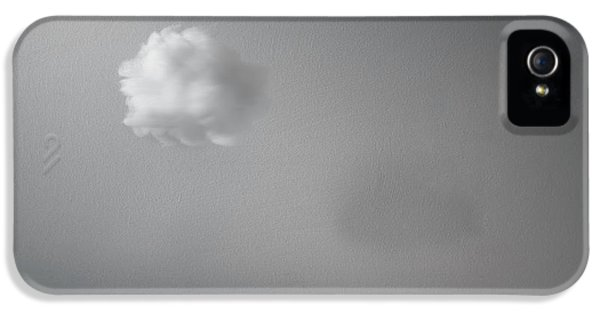 Partly Cloudy IPhone 5 / 5s Case by Scott Norris