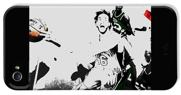 Pau Gasol 2c IPhone 5 / 5s Case by Brian Reaves