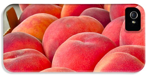 Peaches For Sale IPhone 5 / 5s Case by Gwyn Newcombe