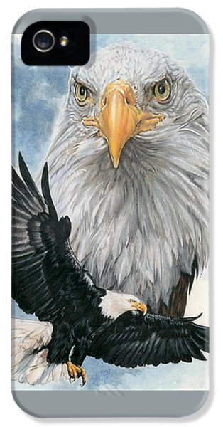 Peerless IPhone 5 / 5s Case by Barbara Keith