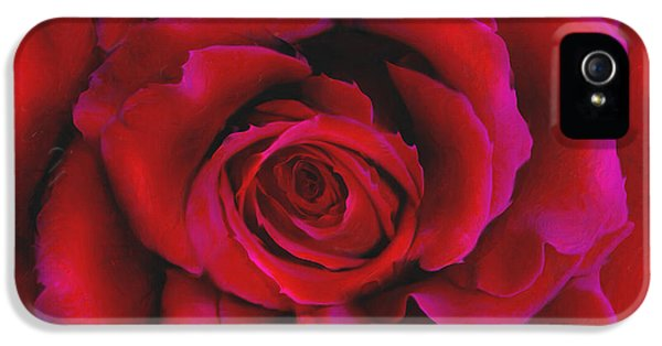 Perfect Rose IPhone 5 / 5s Case by Joel Payne