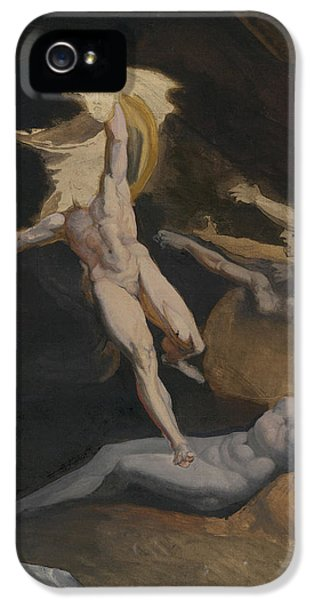 Perseus Slaying The Medusa IPhone 5 / 5s Case by Henry Fuseli