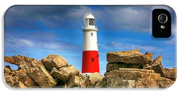 Portland Lighthouse, Uk IPhone 5 / 5s Case by Chris Smith