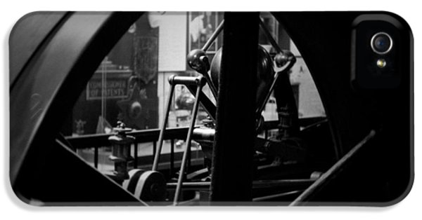 National Museum Of America History iPhone 5 Cases - Power Machinery Industry  iPhone 5 Case by Kyle Hanson
