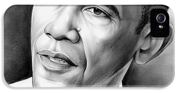 President Barack Obama IPhone 5 / 5s Case by Greg Joens