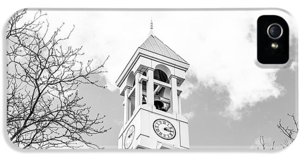 10 Bells iPhone 5 Cases - Purdue University Bell Tower iPhone 5 Case by University Icons