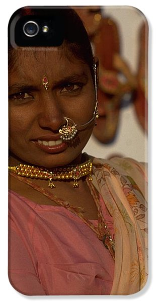 IPhone 5 / 5s Case featuring the photograph Rajasthan by Travel Pics