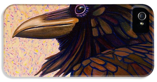 Raven Shaman IPhone 5 / 5s Case by Brian  Commerford
