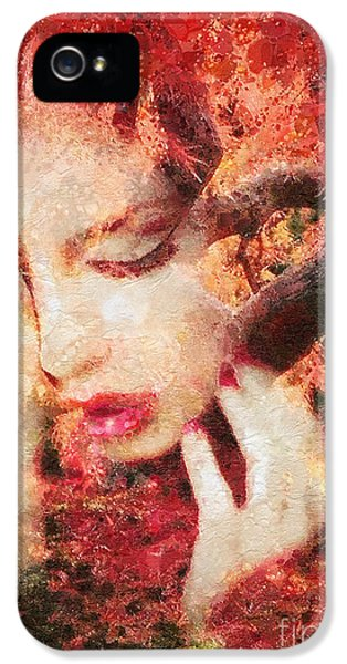Mo T iPhone 5 Cases - Redemption iPhone 5 Case by Mo T