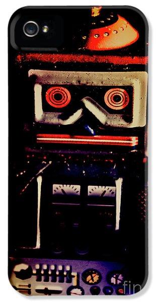 Retro Mechanical Robotics IPhone 5 / 5s Case by Jorgo Photography - Wall Art Gallery