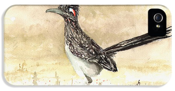 Roadrunner IPhone 5 / 5s Case by Sam Sidders