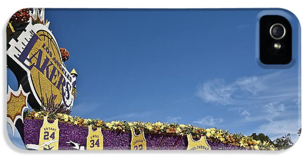 Rose Parade 2016rp040 IPhone 5 / 5s Case by Howard Stapleton