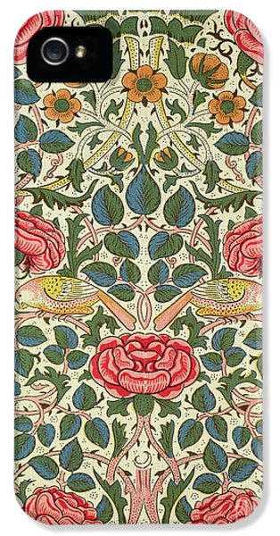 Rose IPhone 5 / 5s Case by William Morris