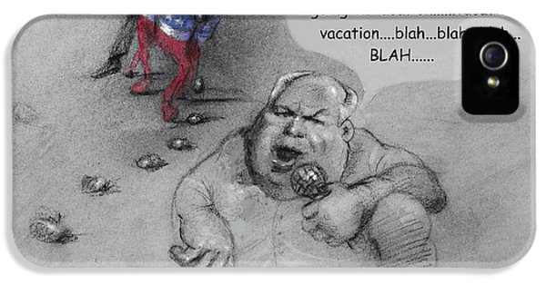 Rush Limbaugh After Obama  IPhone 5 / 5s Case by Ylli Haruni