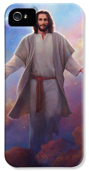 Sacred Space IPhone 5 / 5s Case by Greg Olsen