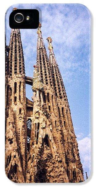 Sagrada Familia IPhone 5 / 5s Case by Sandy Taylor