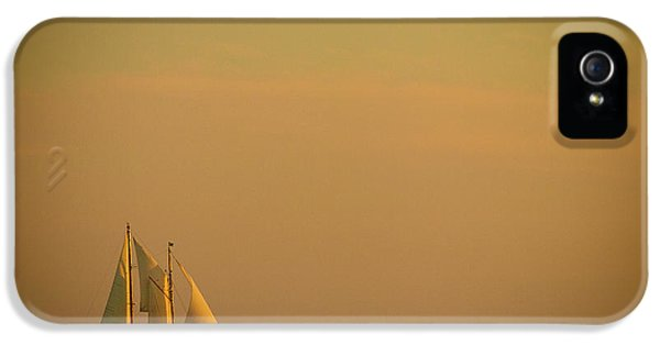Sea iPhone 5 Cases - Sails iPhone 5 Case by Sebastian Musial
