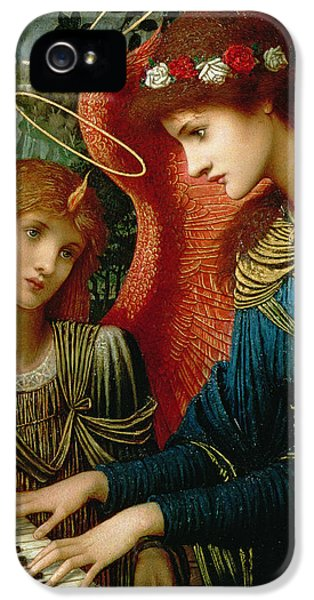 Saint Cecilia IPhone 5 / 5s Case by John Melhuish Strukdwic