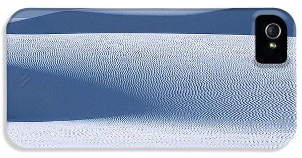 Sand Patterns IPhone 5 / 5s Case by Sandra Bronstein