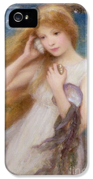 Sea Nymph IPhone 5 / 5s Case by William Robert Symonds